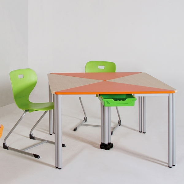 Dreieckiger Tisch 127x90x90 Pythagoras M Pxf M