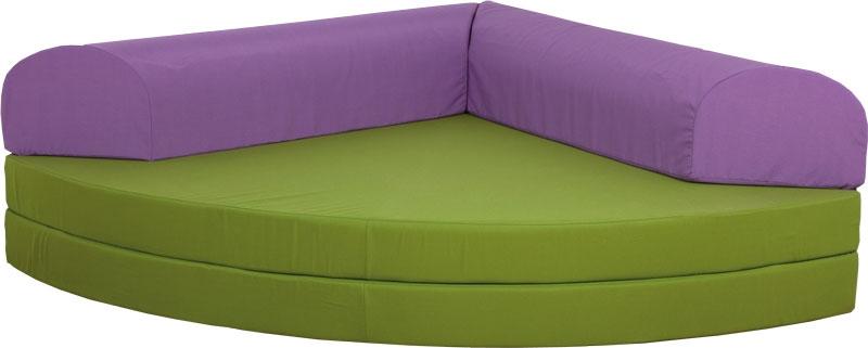 kuschelecke doppeldreieck ke37 bez ge ind stoff und. Black Bedroom Furniture Sets. Home Design Ideas