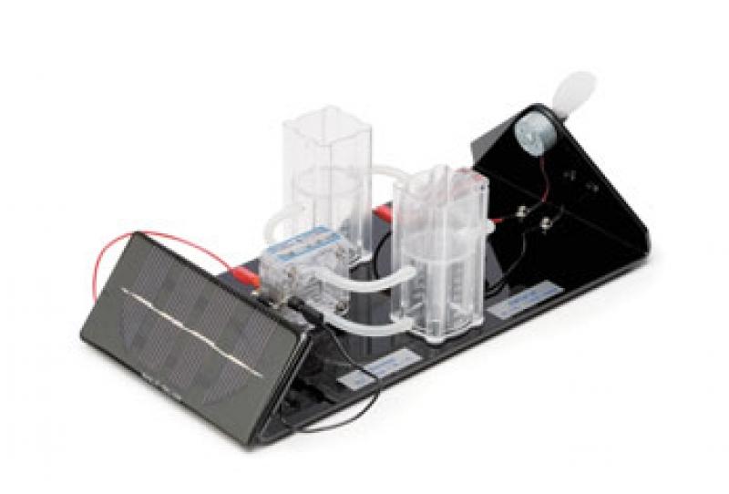 demonstrationssystem brennstoffzelle. Black Bedroom Furniture Sets. Home Design Ideas